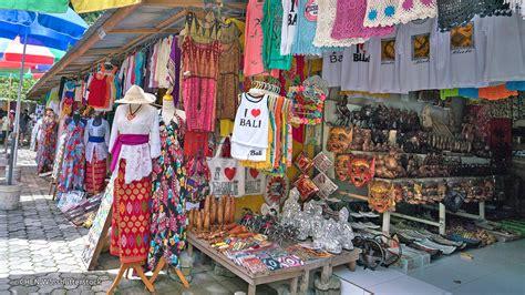 top  bali shopping  popular shopping places  bali