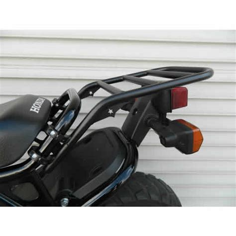 Honda Ruckus Rear Rack by Honda Ruckus Rear Rack