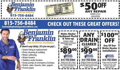 Plumbing Coupon by Check Out These New Plumbing Coupons Today Dekalb