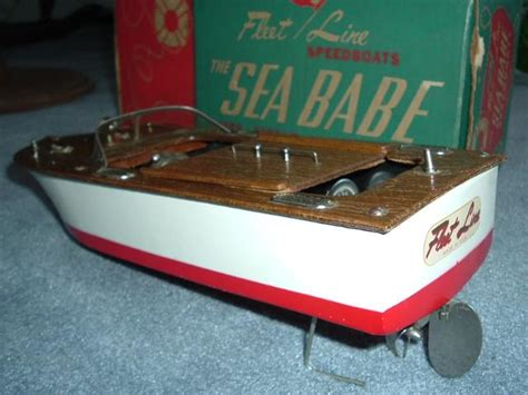 fleetline boats k o toy outboard motors fleetline