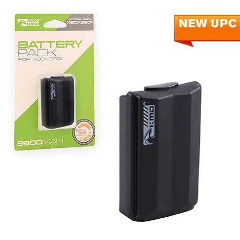 Battery Pack Xbox 360 Rechargeable xbox 360 rechargeable battery pack in black