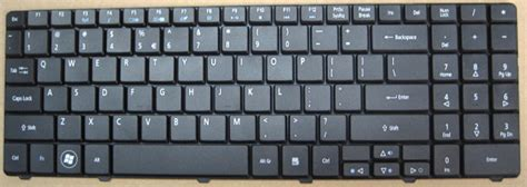 Keyboard Ori Laptop Acer acer aspire 5332 laptop keyboard