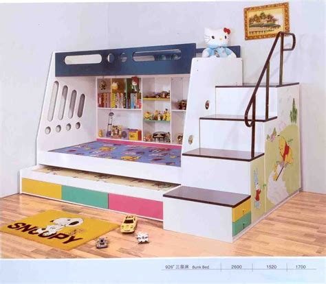 Bunk Bed For Children Toddler Bunk Beds Home Design Architecture