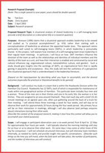 research proposal template 3 printable samples