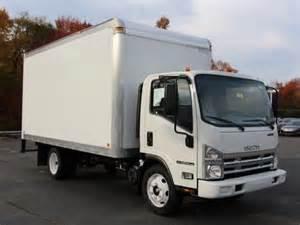 Isuzu 16ft Box Truck For Sale 16 Ft Box Trucks Truck Mitula Cars
