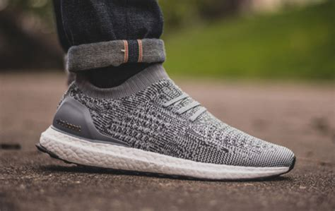 Ultra Boost Grey the adidas ultra boost uncaged is available now in clear
