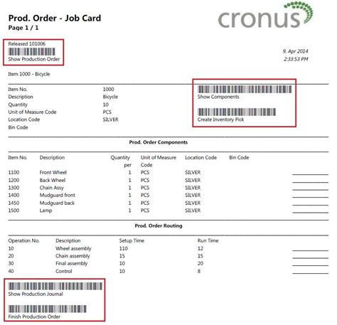 how to make employment card shop floor barcode system for microsoft dynamics nav