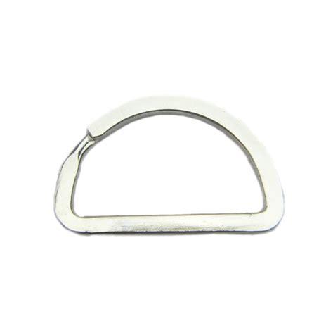 flat d shaped split ring bosin hardware co ltd key ring