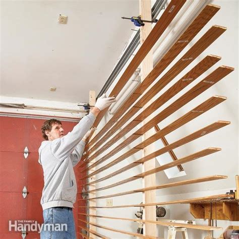 How To Trim Rack Of by Space Saving Wood Trim Drying Rack The Family Handyman