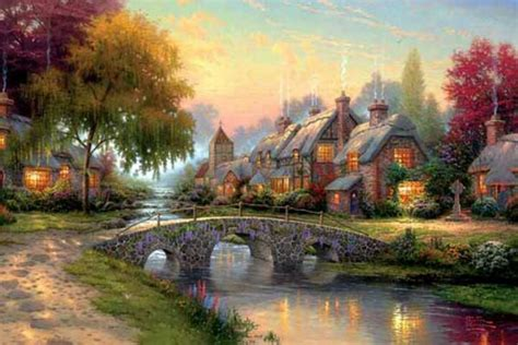 1449482880 thomas kinkade painter of light thomas kinkade painter of light thomas kiinkade