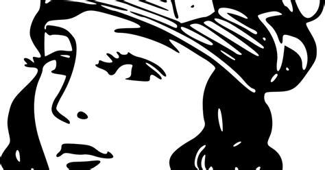 imagenes de moda sin copyright rostro de mujer con gorro elegante de los a 241 os 30