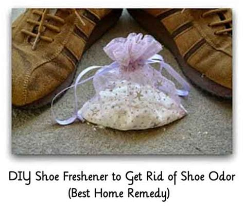 diy shoe freshener to get rid of shoe odor best home