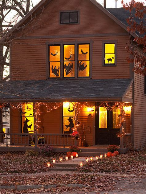 decorated homes for halloween halloween decorated house pictures photos and images for