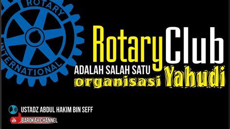 sejarah yahudi rotary club  salah satu