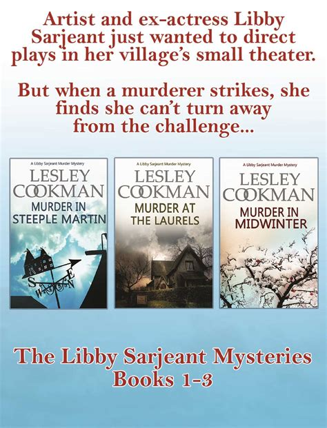the plot is murder mystery bookshop books a libby sarjeant murder mystery boxset vol 1 ebook by