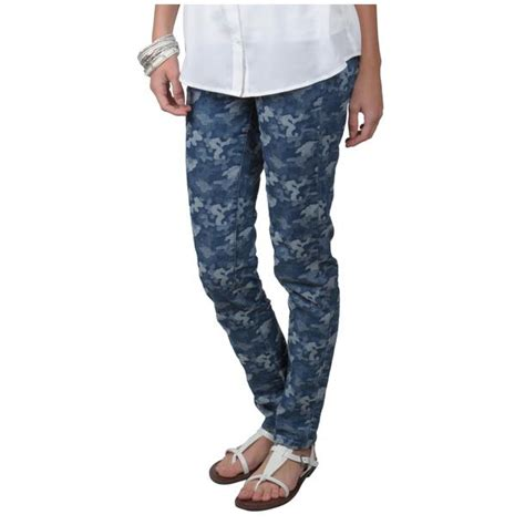 camouflage pattern jeans pants