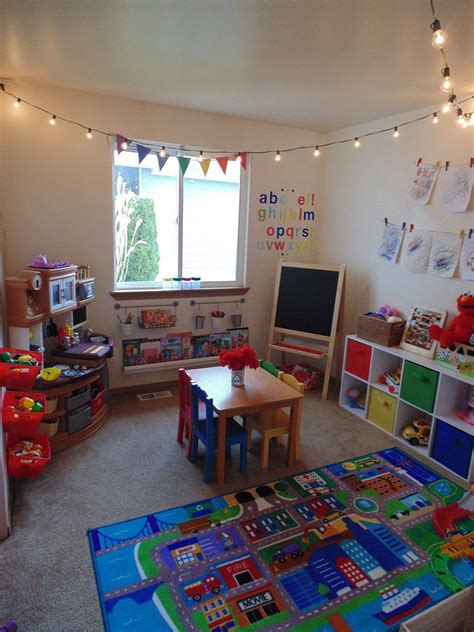 playroom makeover   budget farmhousestyle playroom