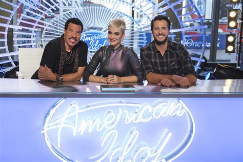 luke bryan katy perry lionel richie if american idol doesn t find a star it will be a waste