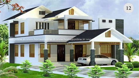 latest hd home designs  kerala house
