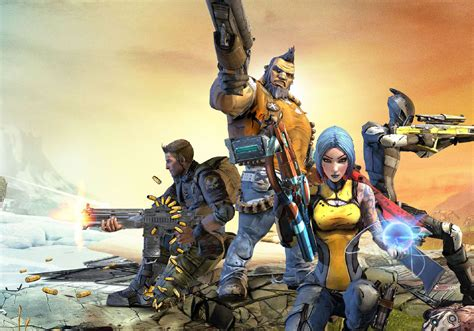 borderlands  wallpapers backgrounds