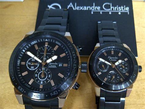 Promo Alexandre Christie Ac 6226 Wanita Rosegold Black Original promo jam alexandre christie ac6220 black rosegold