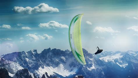 Swing Nyos Rs by Swing Paraglider