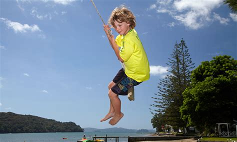 child rope swing should i let my child take more risks life and style