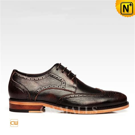 Handmade Brogue Shoes - handmade derby brogue shoes cw716248