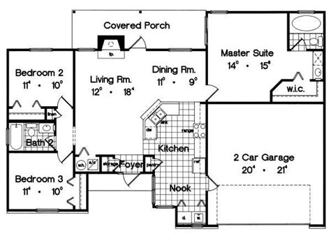1300 Sq Ft House Plans Google Search Mynest House Plans 1300 Square