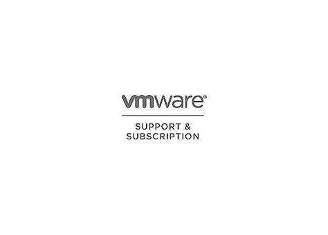 Vmware Vsphere 6 Standard Vs6 Std P Sss C vmware support and subscription production technical