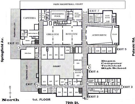 high school floor plan school building plans and designs atherton high school