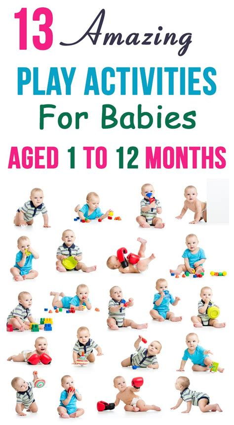 motor skills 12 months 25 best baby activities ideas on infant