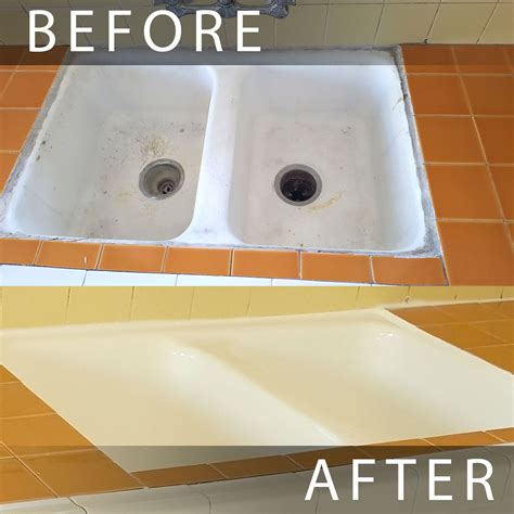 refinish kitchen sink bathroom sink bathroom trends 2017 2018