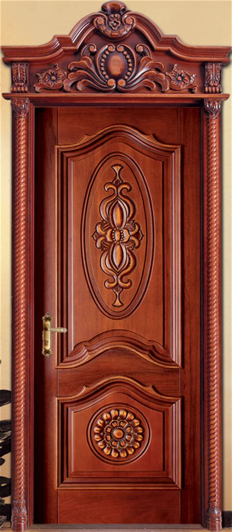 Solid Wood Interior Doors Price Sale Top Quality And Reasonable Price Exterior And
