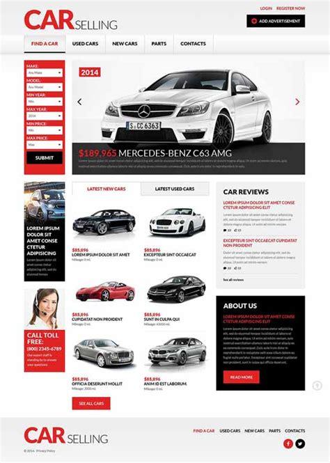 best site to rent cars 70 best car auto website templates free premium