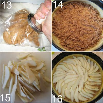 la torta di pere e cioccolato testo crostata pere e cioccolato da pasticciando in cucina