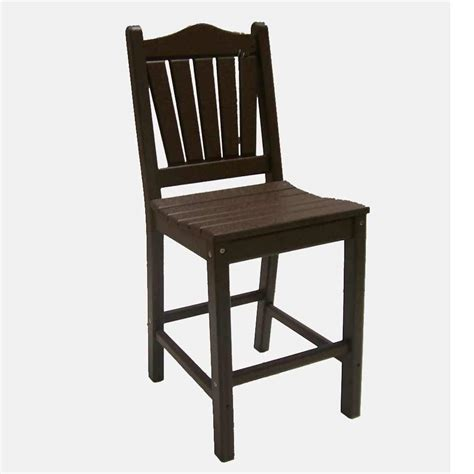 Counter Height Dining Chair Traditional Counter Height Dining Chair Dfohome