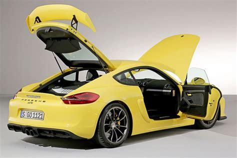 Auto Bild Sportscars November 2015 by Porsche Cayman Gt4 2015 Autobild De