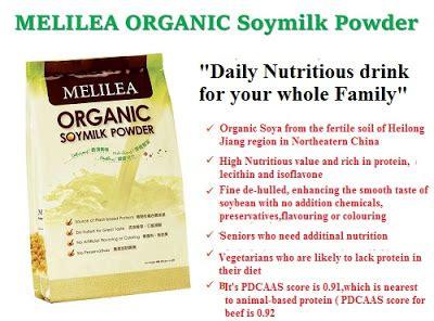 Melilea Soya Drink Powder melilea organic soy milk powder i today