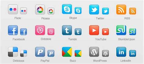 imagenes de redes sociales gratuitas 15 packs de iconos sociales gratis geekalia com