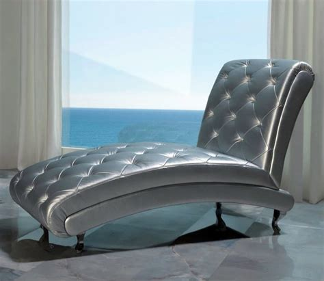contemporary chaise lounge indoor upholstered silver b 6 chase lounge contemporary