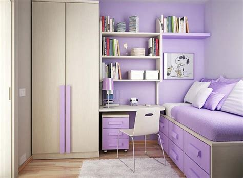 Small Bedroom Design Purple licious purple accents wall paint for bedroom