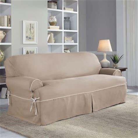 perfect fit sofa covers buy perfect fit 174 classic relaxed fit sofa slipcover in