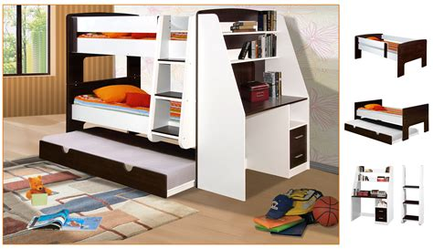bunk bed with desk for california single bunk beds with trundle bed and desk