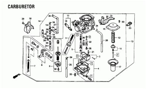 wiring schematic for honda cmx250 wiring diagrams