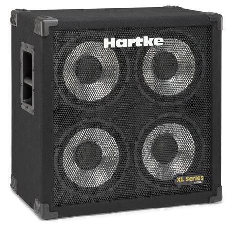 hartke 410 bass cabinet hartke 410xl bass cab 400w cabinet 4x10 8 ohms h410b 410