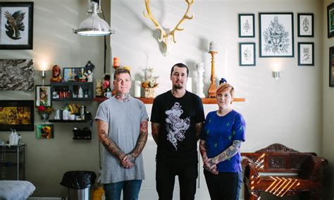 house of ink adelaide ink house of daggers tattoo collective citymag