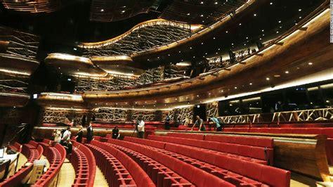 dubai opera house doors to 330 million dubai opera house officially open cnn style