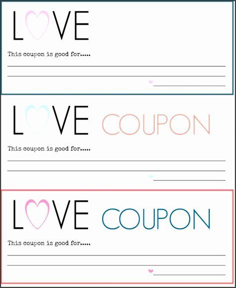 4 Printable Coupon Template Sletemplatess Sletemplatess Coupon Maker Template