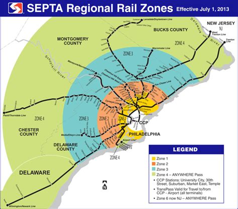 septa regional rail map planphilly septa answers initial fare hike smartcard questions